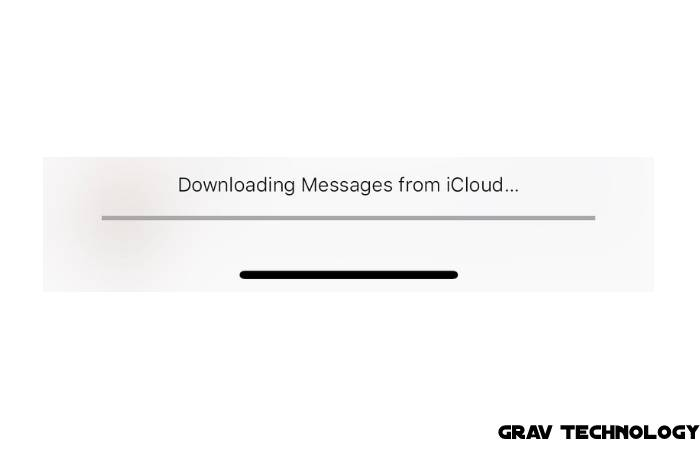 Downloading Messages From Icloud
