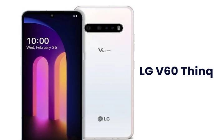 LG V60 Thinq 5G Phones In India