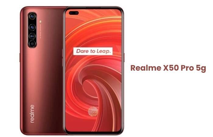 Realme X50 Pro 5g - 5G Phones In India