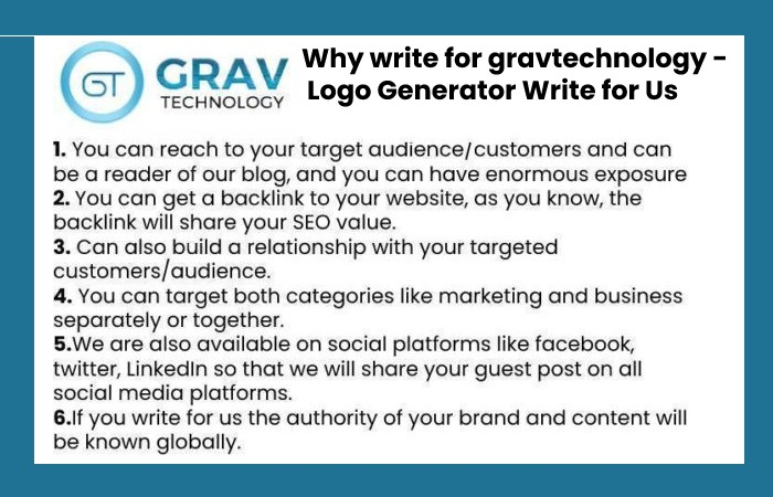 why to write for grav technology a
