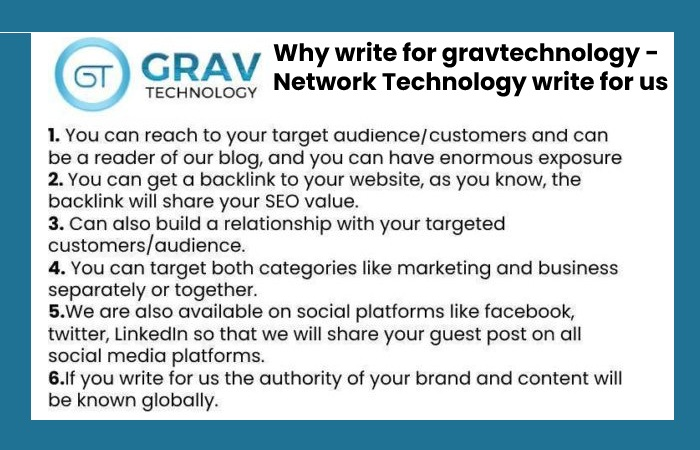 why write for gravtechnology
